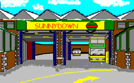 the sunnydown garage